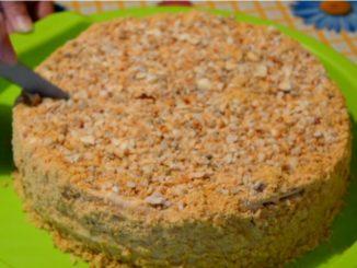 торт наполеон рецепт с фото пошагово в домашних условиях