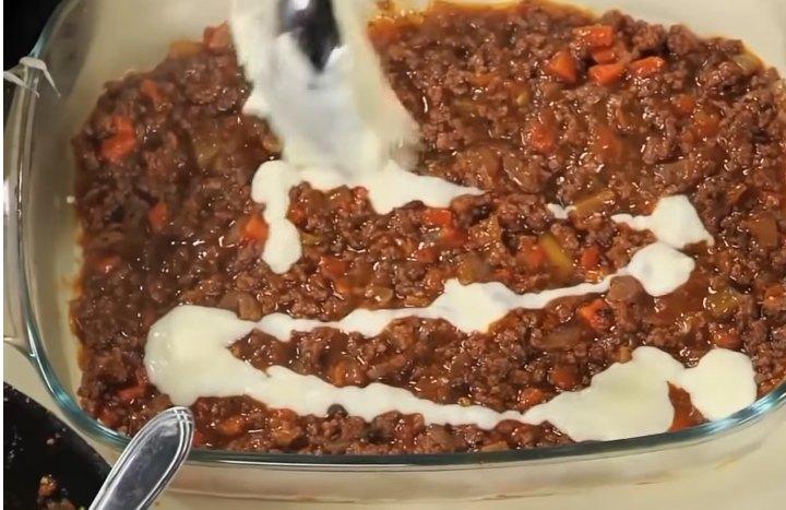 Рецепт соуса болоньезе с фаршем в домашних условиях