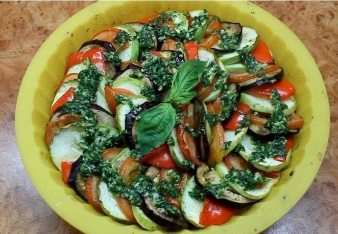 Прованский рататуй - вкусный классический рецепт с фото