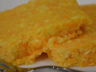запеканка творожная с морковью рецепт в духовке