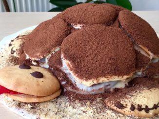 торт черепаха рецепт с фото пошагово в домашних условиях со сметаной