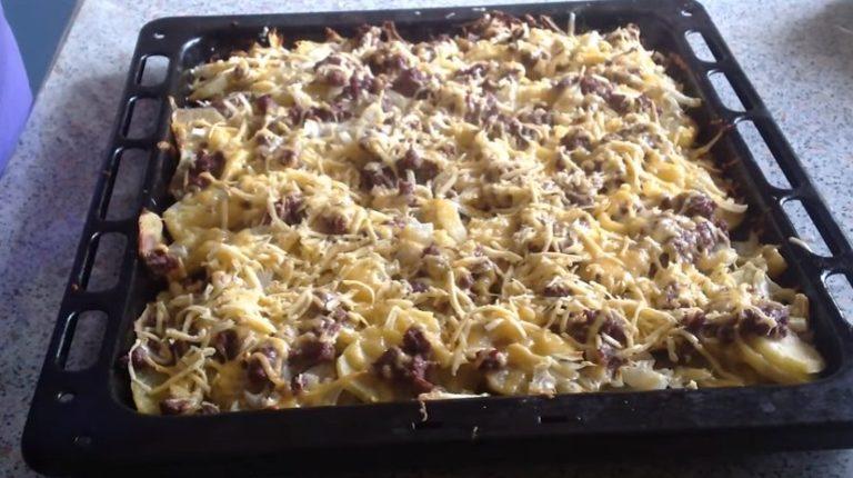 Картошка рецепты приготовления
