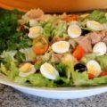 вкусный салат +с тунцом рецепт +с фото