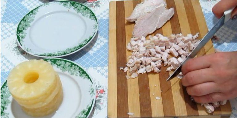 салаты рецепты с фото простые и вкусные и недорогие на день рождения