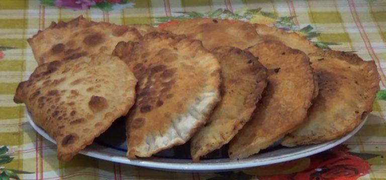 Чебуреки - рецепт с фото пошаговый на сковороде, очень вкусные