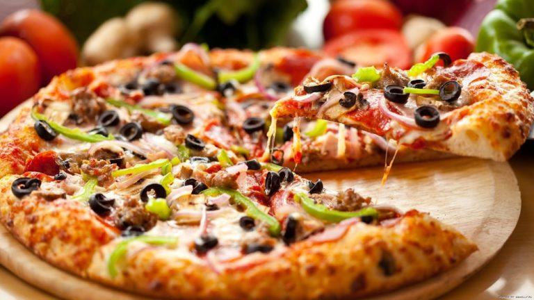 как готовить вкусную пиццу