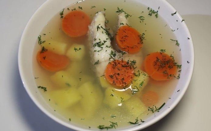 под твоим самая вкусные супы с щуки Анисима