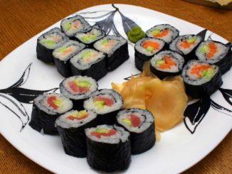 суши в домашних условиях рецепт с фото пошагово