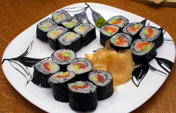 Рецепты японской кухни в домашних условиях с фото