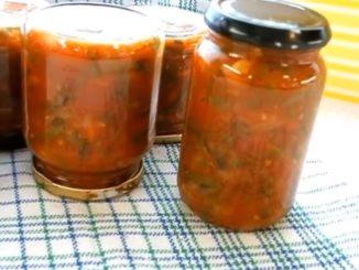 салат из стручковой фасоли рецепт с фото очень вкусный на зиму