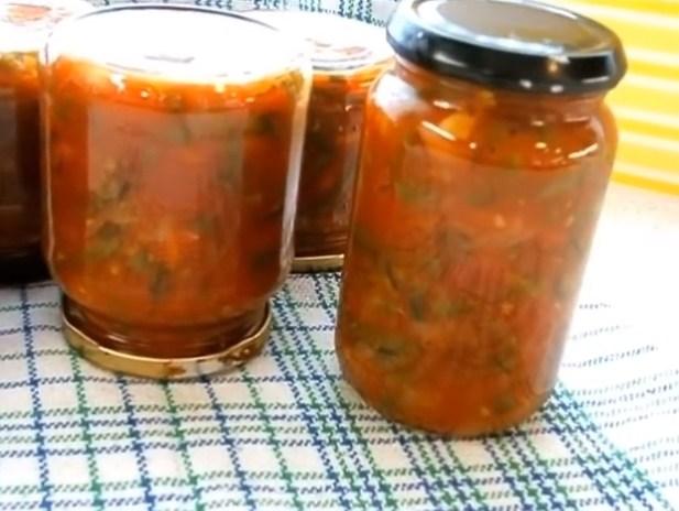 Салат со стручковой фасолью на зиму - рецепт с фото пошагово, самый вкусный