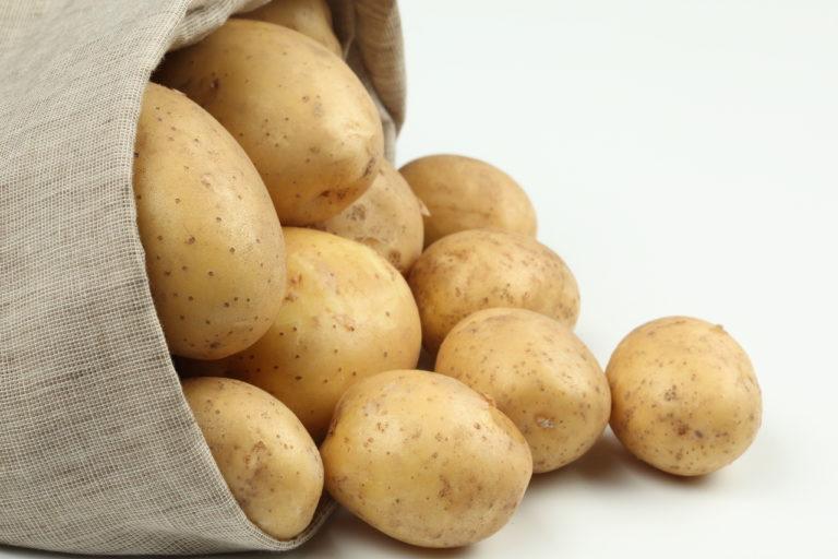 запечённая картошка в духовке