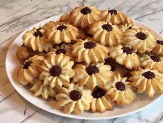 печенье курабье рецепт с фото пошагово