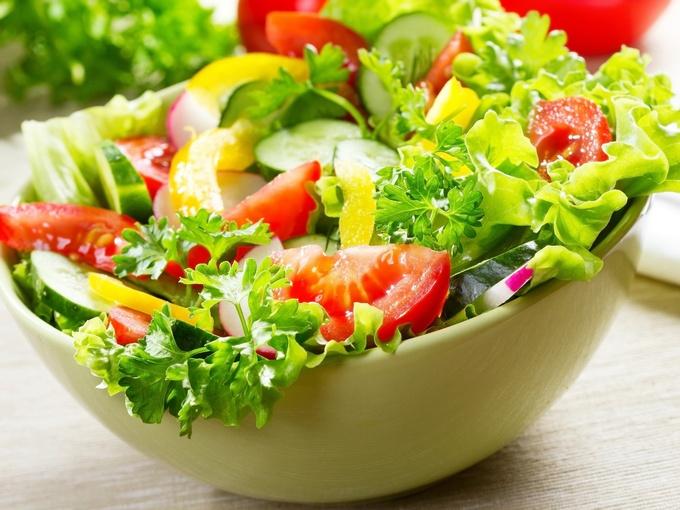 Легкие салаты - рецепты с фото простые, вкусные и недорогие
