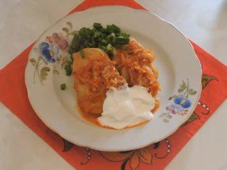рецепт голубцов с фаршем и рисом в кастрюле пошаговый с фото