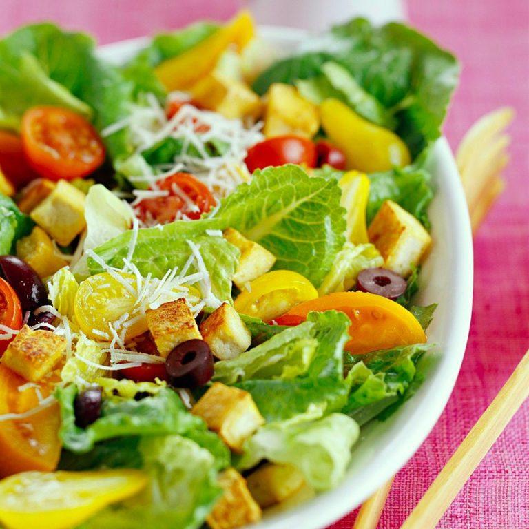 простой рецепт салата для девушек