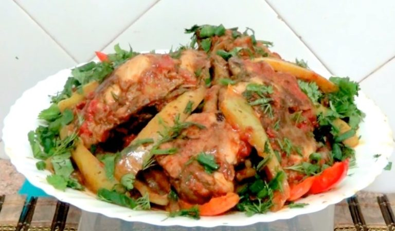 Курица на сковороде: простые и вкусные рецепты с фото