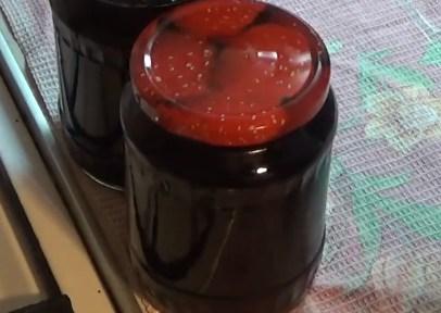 Витаминное варенье из черной рябины - рецепты на зиму