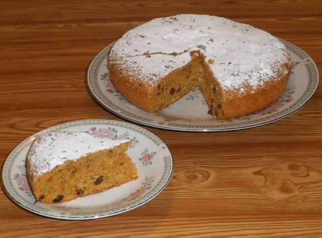 Замечательный морковный пирог в мультиварке: рецепт с фото