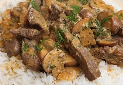 нежный быстрый рецепт свинины на сковороде