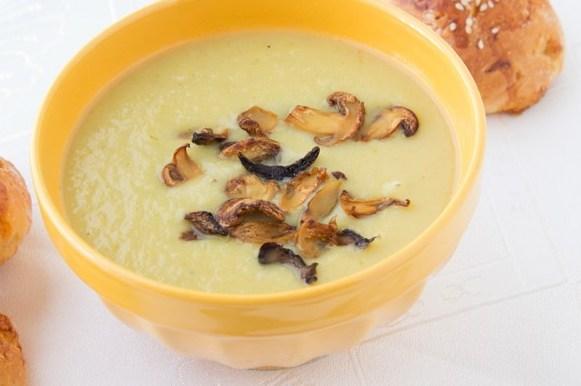 приготовление супа с грибов в домашних условиях