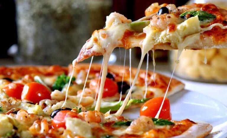 пицца с морепродуктами рецепт в домашних условиях в духовке