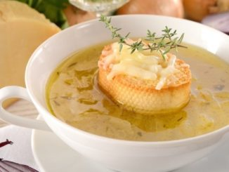 луковый суп по-французски рецепт с фото пошагово