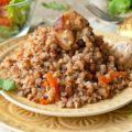 гречка с тушенкой рецепт с фото пошагово в кастрюле