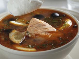солянка рыбная классическая рецепт с фото пошаговый