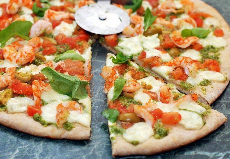 как готовить пиццу в духовке