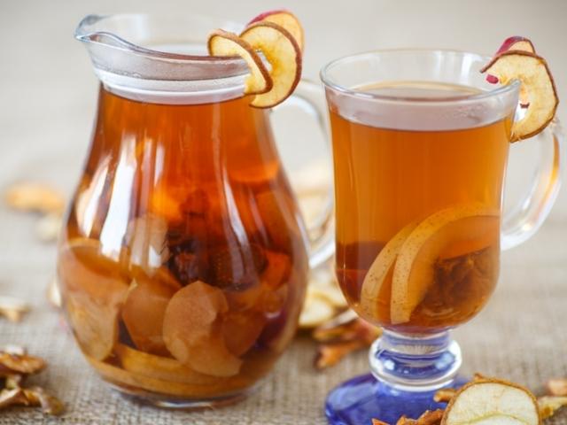 Рецепт компота из сухофруктов - как варить полезный и вкусный напиток
