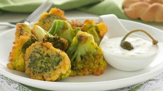 брокколи в кляре пошаговый рецепт с фото