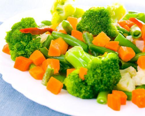 Овощи в мультиварке — рецепты с фото пошагово