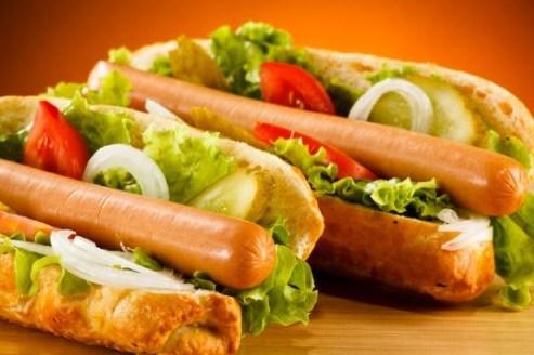 Как сделать хот дог в домашних условиях — пошаговый рецепт с фото