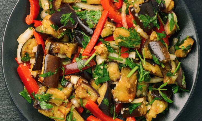 Овощное ассорти - рецепт с фото