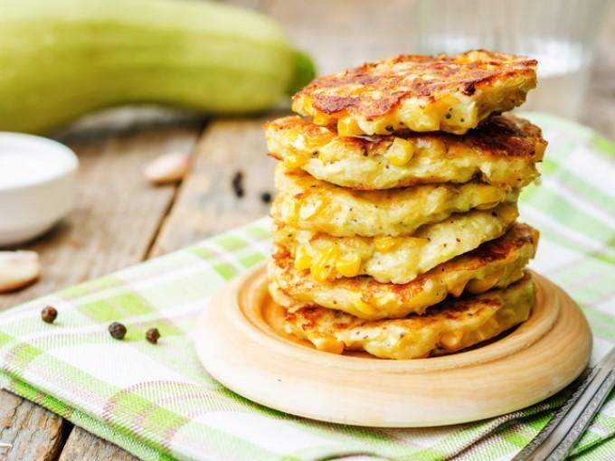 Драники из кабачков, учимся готовить быстро и вкусно, пошаговый рецепт