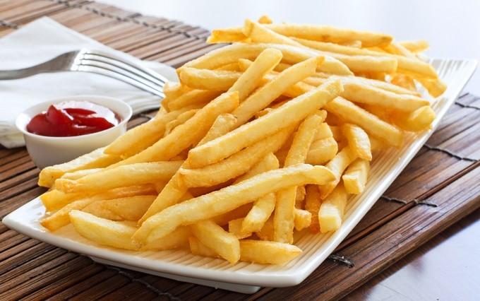 Картошка фри в духовке – пошаговый рецепт приготовления