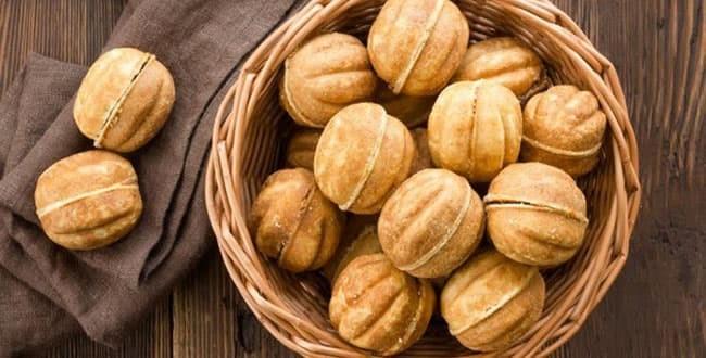 Те самые орешки со сгущенкой: как приготовить в домашних условиях