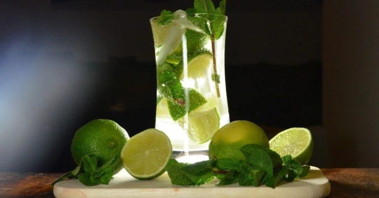 Освежающий безалкогольный мохито: простой рецепт плюс фото