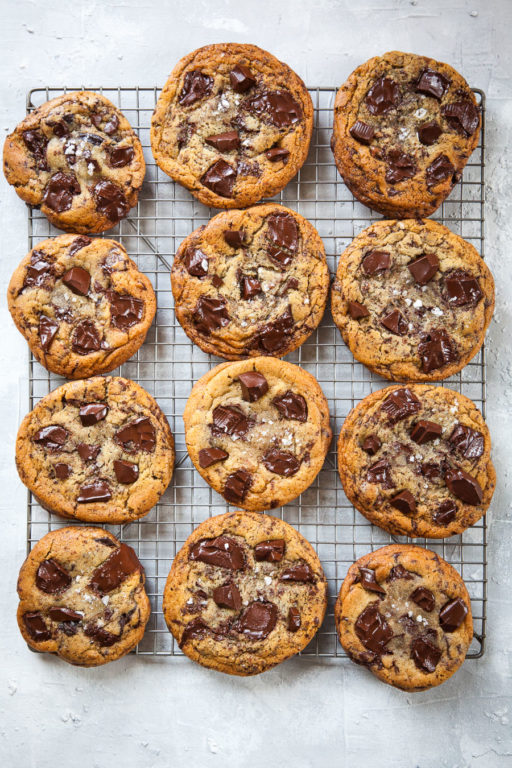Шоколадное печенье, учимся готовить быстро и вкусно