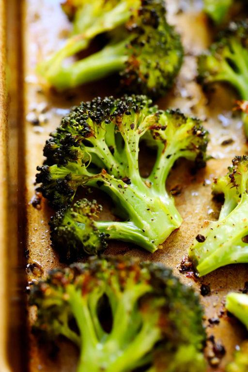 Готовим брокколи в духовке – простой и быстрый рецепт