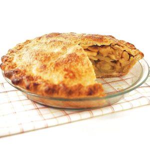 Вкусный яблочный пирог к чаю – простой пошаговый рецепт