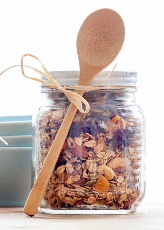 Готовим гранолу в домашних условиях: разные варианты традиционного рецепта.