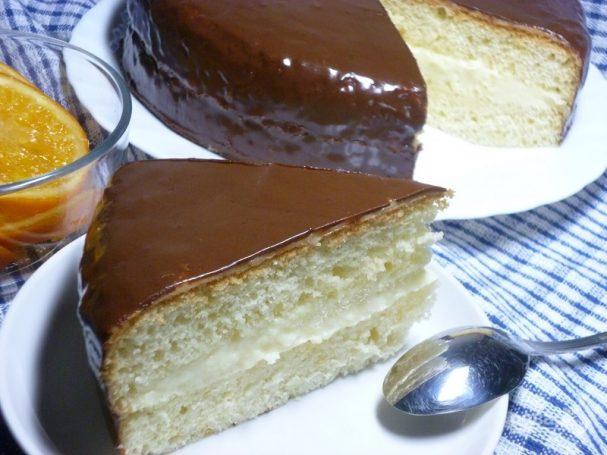 Торт «Чародейка» - готовим вкусный десерт из детства для всей семьи. Пошаговый рецепт с фото.