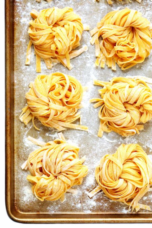 Домашняя паста, готовим по рецепту быстро и легко