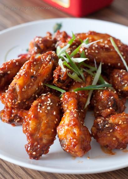 Курица по-корейски в духовке – легкий и вкусный рецепт