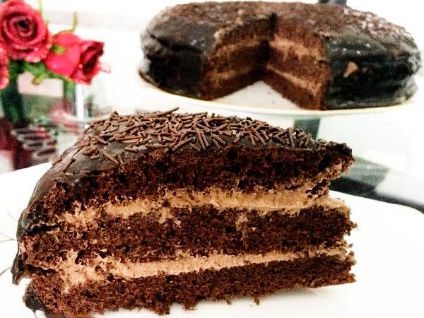 Рецепт торта Прага – украшение праздничного стола!