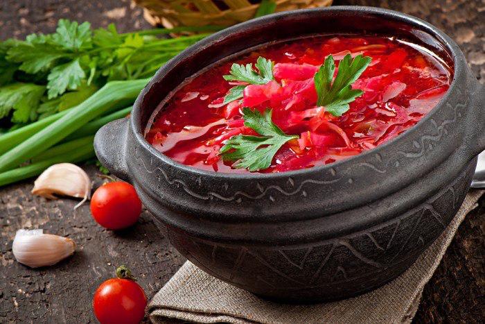 Вкусный и сытный постный борщ – пошаговый рецепт идеального супа без мяса