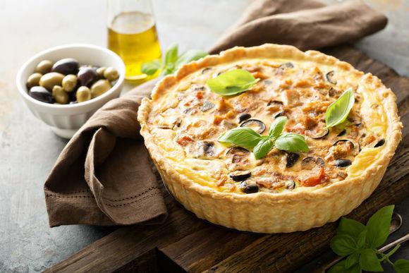 Пирог киш – рецепт популярного французского блюда