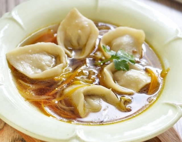 Суп грибной с «ушками» - как приготовить аппетитный и запашной завтрак